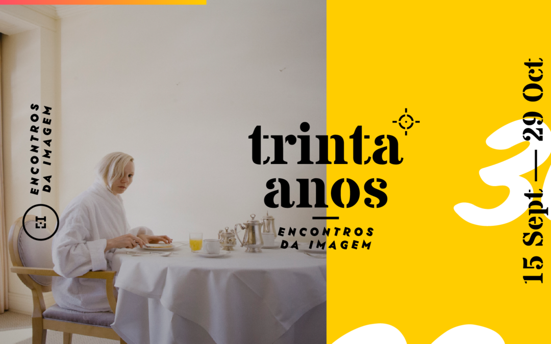Festival Encontros da Imagem – Braga Portugal   2017 –  Celebração 30 anos. Open Call até 31 de Julho