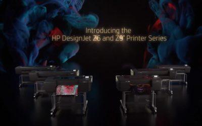 HP lança o estado da arte em impressora fine art de grande formato.